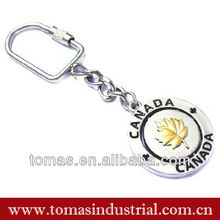 Novelty keychain custom metal souvenir products