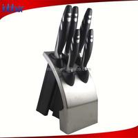 (JK111)Luxury regular 5pcs stainless steel knife set