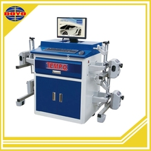 2015 hot sales high quality 4 wheel alignment machine