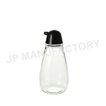 Wholesale Blow-mold fancy PC cruet / Sauce Bottle with cover