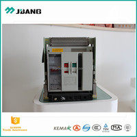 W1 Air circuit breaker current 630A~6300A drawer type frame breaker with high breaking capacity