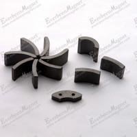 Segment/Tile Ferrite Magnets for DC brushless motors