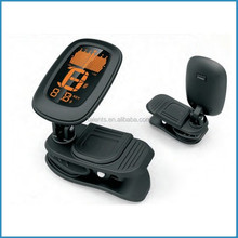 NEW!!!Clip tuner for guitar bass violin and ukulele