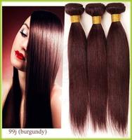Wholesale Thick Full in Density Popular Red Peruvian Braiding Hair