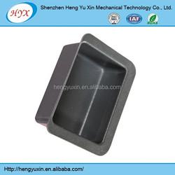 Customized thermoformed deep draw plastic box