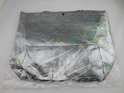 Metallic laminated non woven bags/Laser laminated non woven shopping bag/Metallic non woven bag