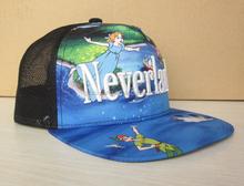 logo embroidered flat brim children snapback baseball caps and hats