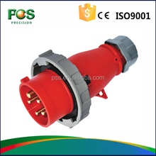 TYPE P-V Environmental Protection 63a Generator Plug And Socket