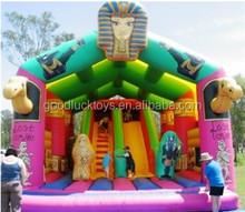 2016 Egypt Prince king ,cheap inflatable nflatable Egypt Pyramid bouncers