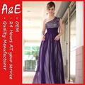ae arábica de moda vestido de noche
