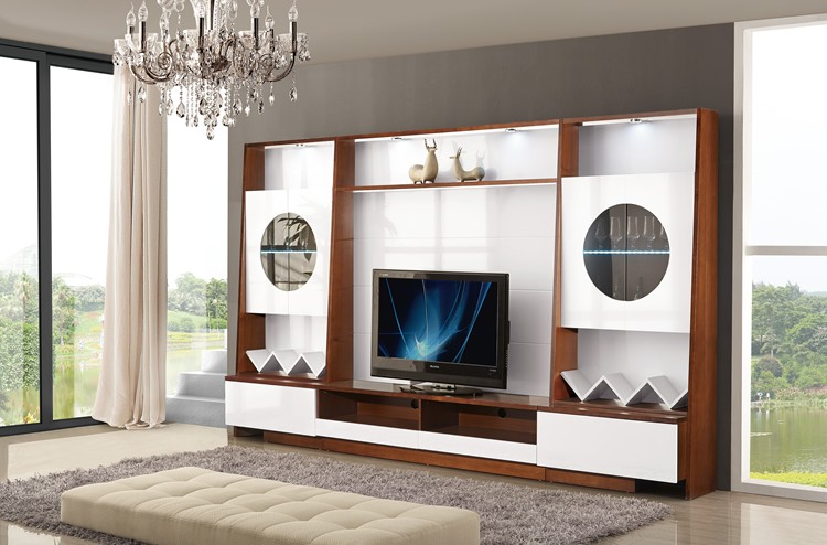 Charming ALIBABA TV WALLUNIT DESIGN/HOT SELL 2016 TV UNIT DESIGN FOR HALL/MODERN  STYLE ...