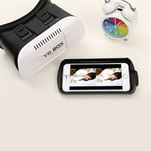 "2015 Second Generation VR BOX 3D Glasses for 3D Moives And Games Support 4.7"" - 6.0"" Phone"