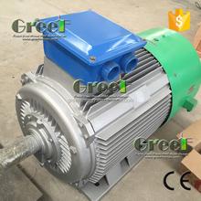 1.2kw low speed rpm Nd-Fe-B neodymium permanent magnet generator 10kw 20kw 30kw 40kw,100 rpm 200 rpm 300 rpm 500 rpm 900 rpm etc