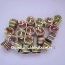 Material SS/CS cadmium plated wire threaded insert