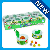 Fruit Candy Canned candy tin candy