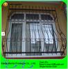 Wrought Iron Window Grill Guard Design