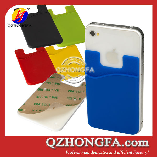 silicone card holder-1