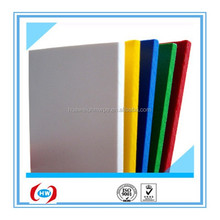 uhmwpe sheet boards/pe sheet/corrosion resistant engineering plastic