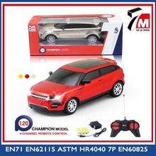 Radio control car 1 20 electric toy car collectible car