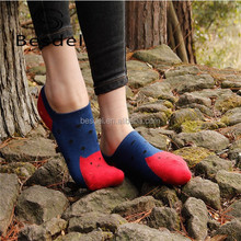 Custom made Fashion lovely cat knitted invisible socks young girls casual summer ankle socks factory in China