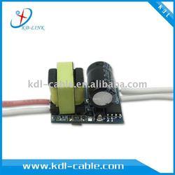 3x1W LED derive,Power Supply for E27,GU10 lamp holder