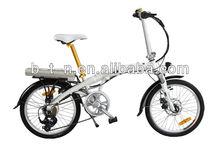 eléctrica btn rastro de la bici