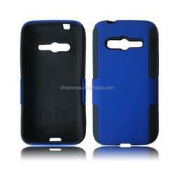 mesh phone cover for samung galaxy ace 4 G313H,pc silicone hybrid case for ace 4