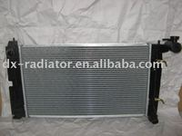 Automobile Radiator for TOYOTA COROLLA ZZE12 AT