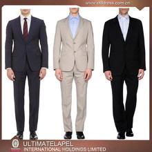 High Quality 2015 New Men Suits Slim Custom Fit Tuxedo Brand Fashion Business Dress Wedding Suits Blazer Only Custom Suit