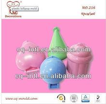 Cake Candy Lollipop Decoration Cupcake Pop Mould
