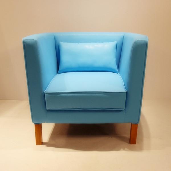 Color Sofa Chair Ocean Sofa One Seater Armchair Buy