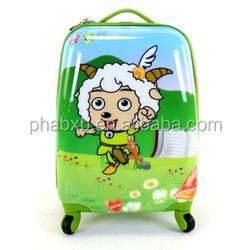 popular and stylish children cartoon luggage