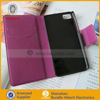 Wallet leather case for Blackberry BB Z10,leather Purse case cover,High Quality Case Cover