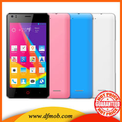 No Brand MTK6582 4.5 Inch Touch Screen 3G WIFI Dual SIM Android Smart Phone MG9