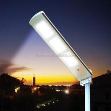 High Lumen Outdoor Low Price Led Solar Street Light Fitting