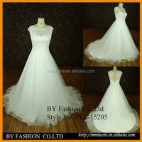 New Arrival Vintage Factory Made Tulle Ball Gown Sweetheart Real Image wedding dress