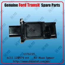 Genuine Transit V348 spare parts 6C11 12B579 AA Air Mass Sensor Finish:1376235