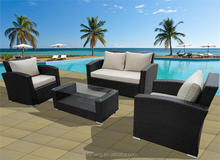 2015 New Fashionable Rattan Cane Outdoor Sofa Set Ikea Furniture