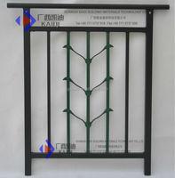 Cast Aluminum Decoration Balcony Railing