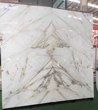 High Quality Italian Calacatta Paonazzo White Marble