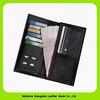 14345 Alibaba website Tri-fold 3 Color wholesale leather women clip wallet