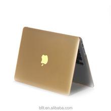 For Macbook 13.3 15.4 Retina metal coating colorful hard shell
