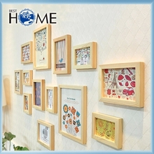 Wall Mounted Decorations 13 Picture Frames A Set with Creative Pictures