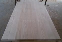 OAK WHITE board,tongmu puzzle,paulownia edge glued panel