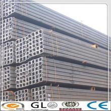 JIS SS400 Hot Rolled Welded Channel Steel U Shape Channel Steel