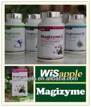 Magizyme para la lucha contra el envejecimiento multi- enzima suplemento