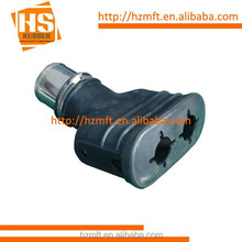 ID 75 mm exhaust and nozzle made in Hebei,China