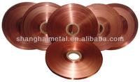 02 mm copper foil tubing