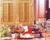 Europe Style Decorative Interior Shutters