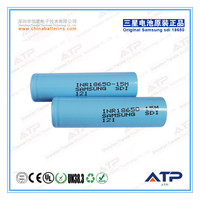 New Samsung Cell INR18650 15M 3.6v 1500mAh - Max Power Battery 23A Rechargeable Battery